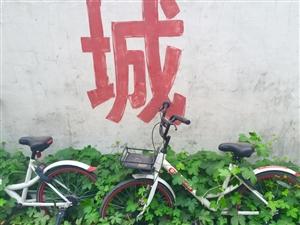 共享单车真的成了新的城市垃圾了。好快的速度!