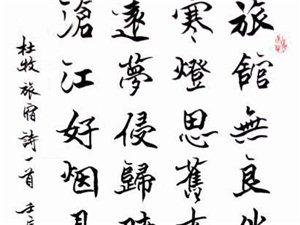 中国书画名家杨永辉书法作品鉴赏