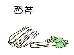 瘦身蔬菜之一