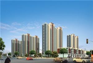 安国公园医院学区房东城国际小两居现房好楼层