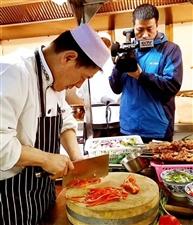 陕西回坊一岁羊餐饮公司曾被中央电视台采访
