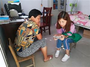 涡阳县顺利开展健康素养监测现场调查工作