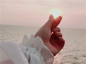 北海银滩,围洲岛之行