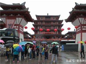 """安徽省亳州市的曹操运兵道,是国家4A级景区,被誉为""""地下长城"""""""