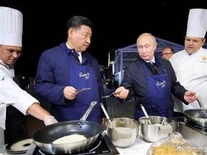治大国如烹小鲜。喜欢下厨房的男同胞们这下有说头了。哪天我是不是也下厨房弄两菜?