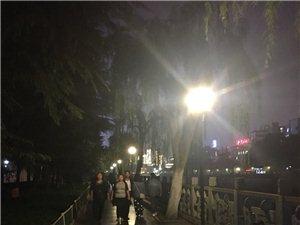 大黔江的河堤文化