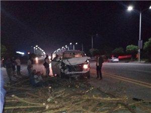 澳门威尼斯人娱乐场网址某专车公司在华英大道路段发生严重车祸,现场……