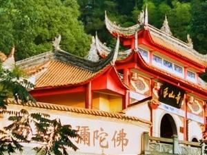 市佛教协会讲经团来香山寺举办弘法大会