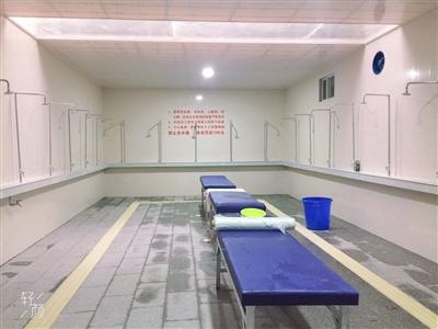 北京大众浴室_附近的人有福利啦,九九宾馆向南50米,有个洗浴中心,新开的大众洗浴.