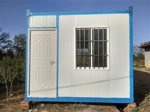 住人集装箱房厂家直销 规格:6米×3米x2.7米(可来图来样订做) 住人集装箱房采用A级防火地板...