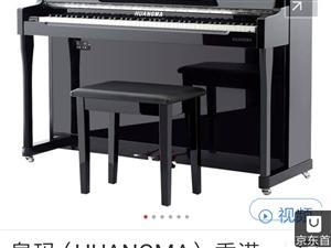 香港皇玛钢琴,118型号。买不到三月,不会弹想卖了,家有孩子学钢琴的你看看买时连邮费9380元现卖7...