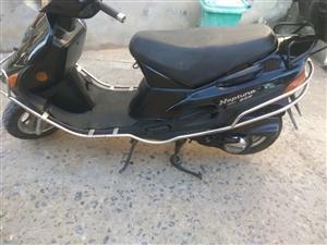 出售摩托车,豪爵海王星,实表14000,最低价1850。15055695168(请大家留言或者发信息...