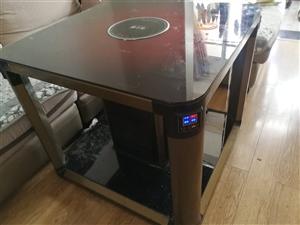 """""""雪中情""""牌方形80*80烤火炉。家庭需要,低价出售。180元自提  我家住惠水金域广场"""