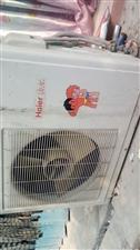 海��空调3.5匹制完好