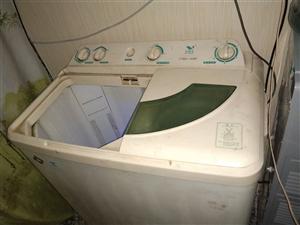 半自动洗衣机低价处理,需要的联系