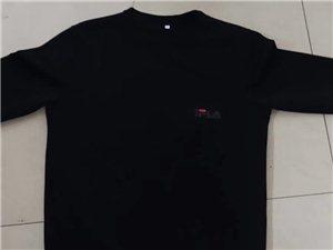�理�L袖T恤男衫薄款�A�I2018秋季新款中年男�L袖�l衣��松打底衫潮流  不是二手,全是全新470件