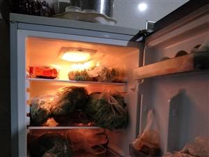 本人有冰箱一台转让没修过正常使用。
