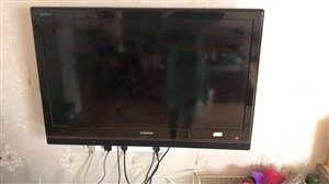 TCL电视、创�S电视、30寸、九成新、出售地址德化小溪