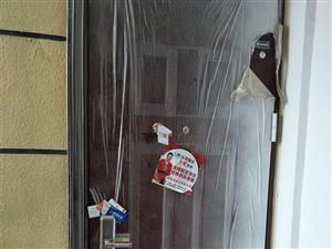 临泉县城南新交房小区防盗门因想换装更好的门,准备出售开发商装的防盗门,价格面议。联系电话:13305...
