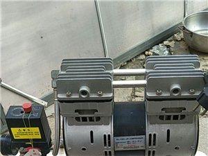 奥突斯无油空气压缩机30L,八成新