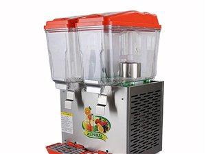双缸冷热两用饮料机,新机没用几天,买的1480元,现价980元处理!非诚勿扰
