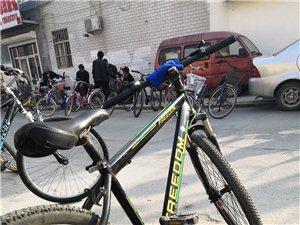 永久排山地车,小孩上学不骑了