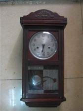 86年机械挂钟,工作正常,怀旧经典