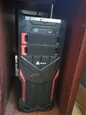 九成新(还有一年质保)22寸I3/730-2GD5独显台式电脑:配置是I3-550cpu/磐石主板/...