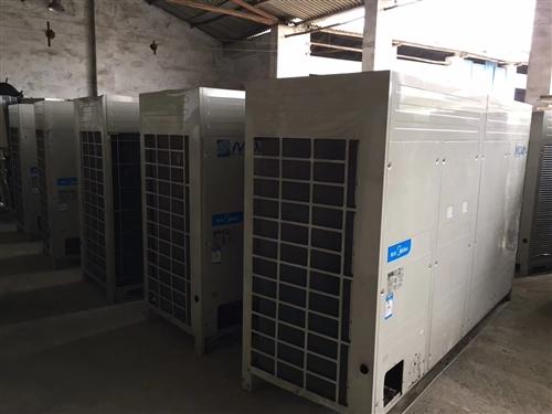 本公司長期回收出售二手家用商用中央空調小空調
