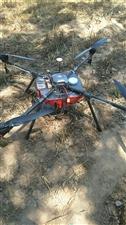 酷农品牌20kg农药无人机,飞行速度每秒4--10米,可以按自己的喜爱调节速度,每日可作业300--...