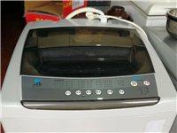 小天鹅全自动洗衣机低价处理,九层新