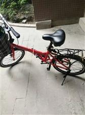 兰令鸟女士折叠自行车,几乎全新,买了一年,没骑过三次,现回南溪上班骑电动车,更用不着了,有人要的下手...