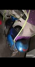 明鑫电动车,就是有点破旧,但是其他一切正常。动力大
