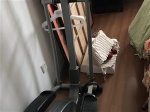 运动健身器材 椭圆机 可小刀