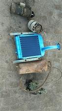 四轮车水箱,气泵,发电机,起动机出售,也可以单独出售,价格电联。都是好使的。