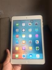 低价转让 iPad?mini2.64G? 买了一年多,完好无损,无任何划痕,配件齐全,还贴了保护...