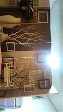 欧式玄关屏风(高1.8米宽2.8米)三合板七扇
