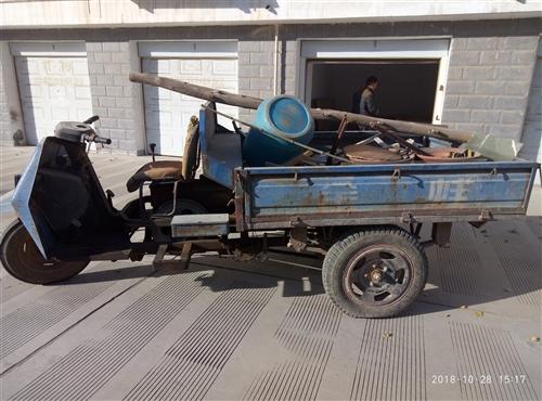金蛙农用三轮车,现在不用了,地点在御景西城小区,如果有需要的可以打电话看看,能开呢。