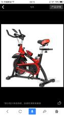 高乔的动感单车,只骑过三次,300便宜卖了电话13612117791