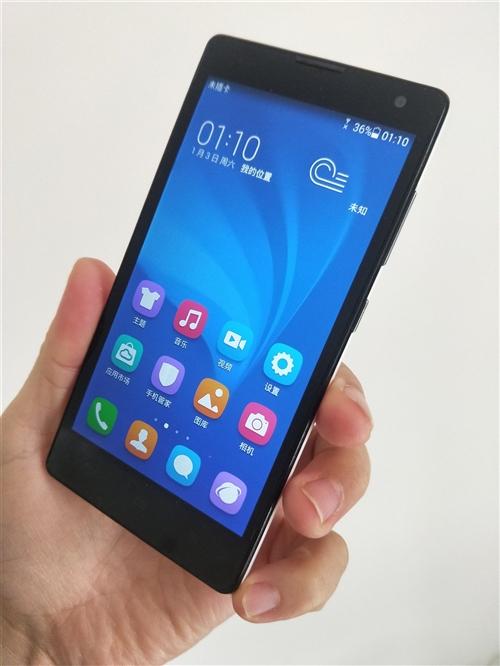 華為榮耀3C 1G+8G移動4G手機,成色如圖,8-9新,四核處理器!1G+8G!移動4G!單機出售...