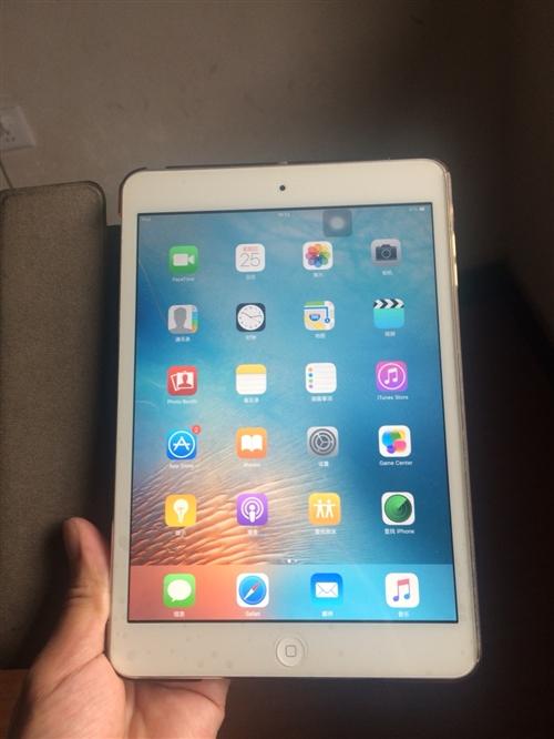 低价转让 iPad?mini2????64G? 买了一年多,完好无损,无任何划痕,配件齐全,还贴...