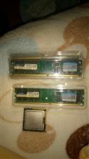 八核CPU,80元,八G内存条50元X2,息烽老苏哥。十字街。电脑慢的,不好用的整起。1898488...