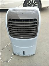 空调扇,买了几乎没用,