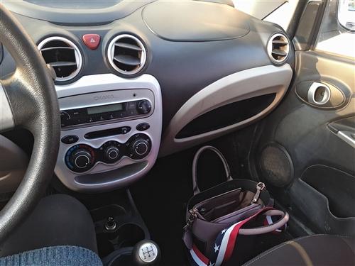 12年的自用奔奔mini,因为换车需要出手,刚审完车,带交强险。里程6万公里车况很好,轮胎电瓶都是新...