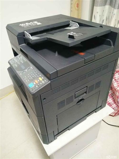 出售一台全新京瓷2010复印机 带输稿器和双面器,价格惊爆,速速来电! 13772570080