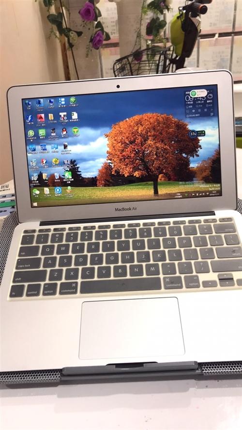 苹果笔记本电脑,MacBOOKAir,13寸早9层新
