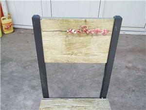 二三十把这种凳子九成新