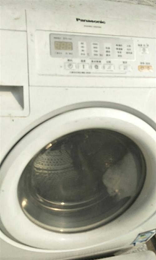 松下全自动洗衣机低价处理,980元买的时候6000元。