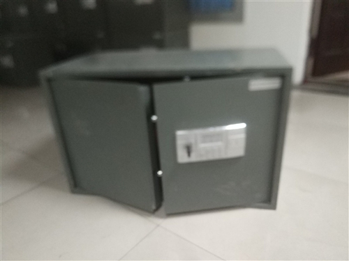 """因公司轉行,現低價處理一批""""迪迪″牌全鋼板雙鎖電子保險箱,長寬高尺寸為80cmx40cmx50cm,..."""