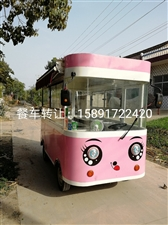 餐车转让!长3.6米!宽1.6米!高2.3米!